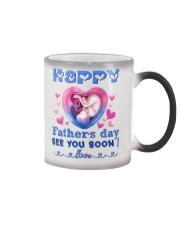 MUG - BABY - SEE YOU SOON - VANILLA Color Changing Mug thumbnail