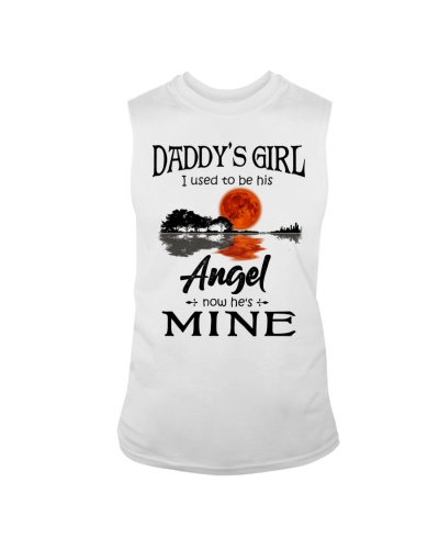 DAUGHTER SHIRT - TO MY ANGEL DAD - GUITAR