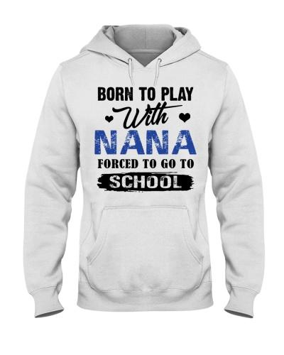 Born to play with Nana