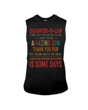 T-SHIRT - DAUGHTER-IN-LAW - VINTAGE - CIRCUS Sleeveless Tee thumbnail