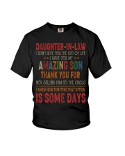 T-SHIRT - DAUGHTER-IN-LAW - VINTAGE - CIRCUS Youth T-Shirt thumbnail
