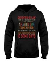 T-SHIRT - DAUGHTER-IN-LAW - VINTAGE - CIRCUS Hooded Sweatshirt thumbnail