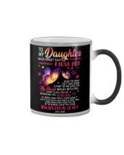 MOM TO DAUGHTER Color Changing Mug thumbnail