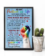 TO MY PARTNER IN LIFE 16x24 Poster lifestyle-poster-8