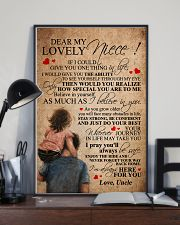 UNCLE TO NIECE 16x24 Poster lifestyle-poster-2