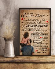UNCLE TO NIECE 16x24 Poster lifestyle-poster-3