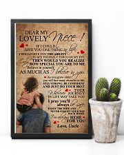 UNCLE TO NIECE 16x24 Poster lifestyle-poster-8