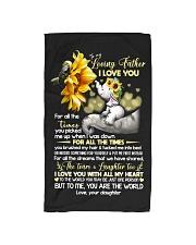 DAUGHTER TO DAD Hand Towel thumbnail