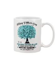 DAUGHTER TO FATHER IN LAW Mug thumbnail