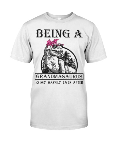 Being a grandmasaurus is my happily ever after