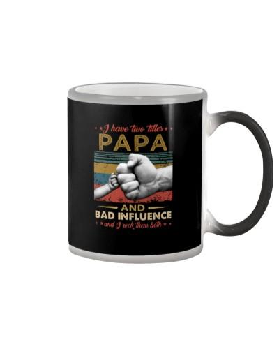 PAPA- TWO TITLES - ROCK