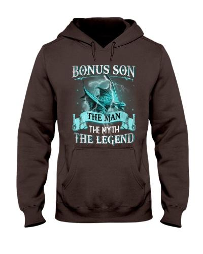 Bonus son The man The myth The legend