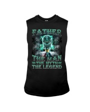 Father The man The myth The legend Sleeveless Tee tile
