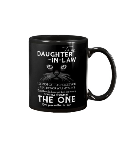 DAUGHTER-IN-LAW - CAT - YOU STILL WOULD BE THE