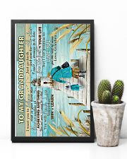 Grandma to Granddaughter - Poster 16x24 Poster lifestyle-poster-8