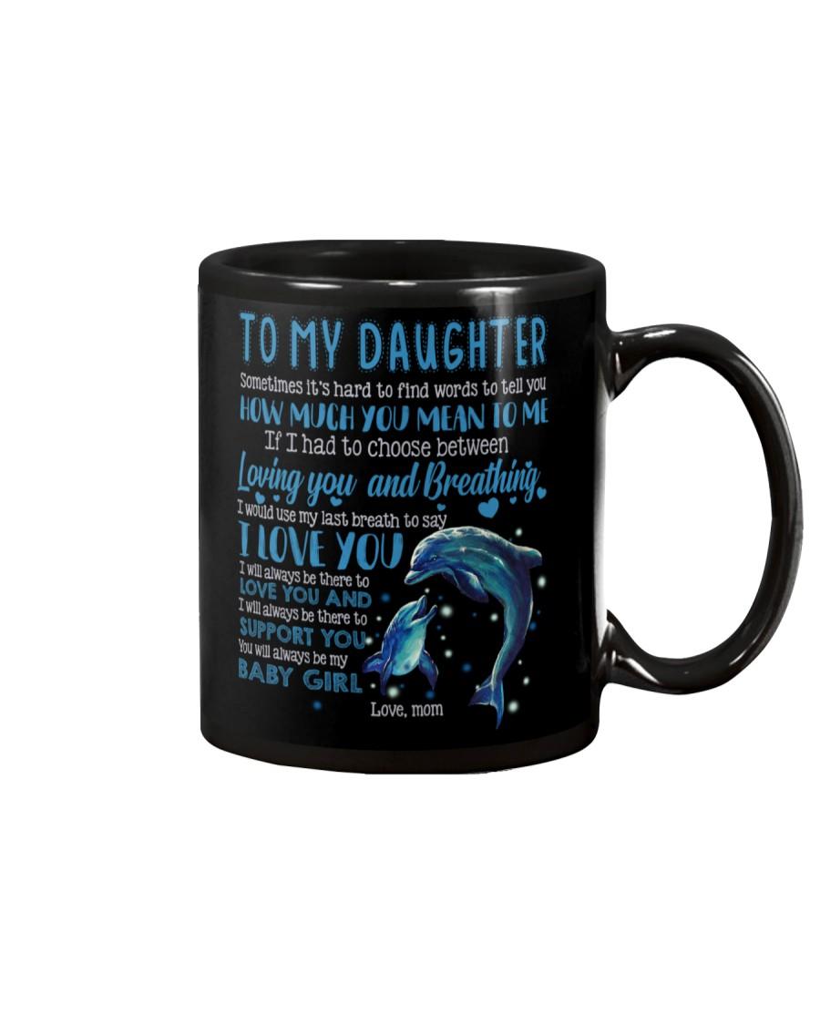 MOM TO DAUGHTER Mug