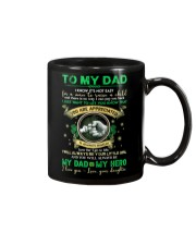 TO MY DAD - SHAMROCK - YOU ARE APPRECIATED Mug front
