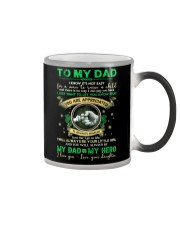 TO MY DAD - SHAMROCK - YOU ARE APPRECIATED Color Changing Mug thumbnail