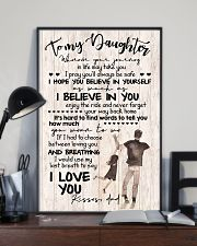 TO DAUGHTER - PLAYING - WHEREVER 16x24 Poster lifestyle-poster-2