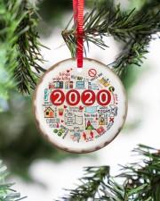 Christmas - 2020  Circle ornament - single (porcelain) aos-circle-ornament-single-porcelain-lifestyles-07