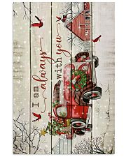Christmas - I Am Always With You - Canvas 11x17 Poster thumbnail