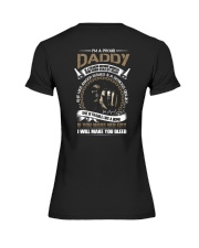 I'm a proud Daddy Premium Fit Ladies Tee thumbnail