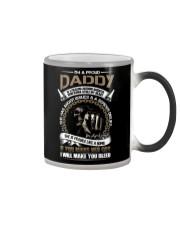 I'm a proud Daddy Color Changing Mug thumbnail