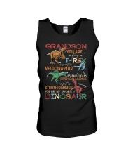 GRANDSON - DINOS - FAVORITE Unisex Tank thumbnail