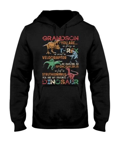 GRANDSON - DINOS - FAVORITE