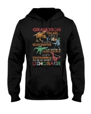 GRANDSON - DINOS - FAVORITE Hooded Sweatshirt thumbnail