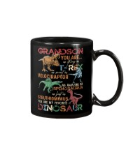 GRANDSON - DINOS - FAVORITE Mug thumbnail