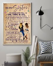 TO MY SISTER 16x24 Poster lifestyle-poster-1