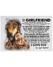 TO MY GIRLFRIEND Rectangle Cutting Board thumbnail
