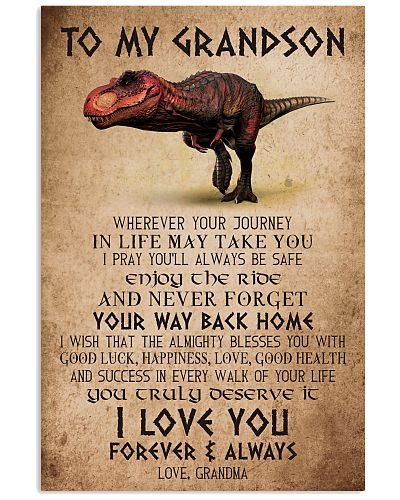 TO MY GRANDSON - T REX - ALMIGHTY