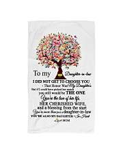 MOM TO DAUGHTER IN LAW Hand Towel thumbnail
