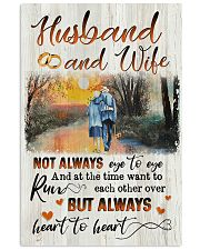 Husband and Wife - Heart To Heart - Poster 16x24 Poster front