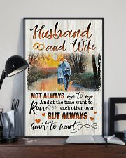 Husband and Wife - Heart To Heart - Poster 16x24 Poster lifestyle-poster-2