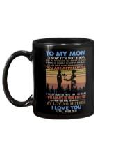 MUG - TO MY MOM - YOU ARE APPRECIATED Mug back