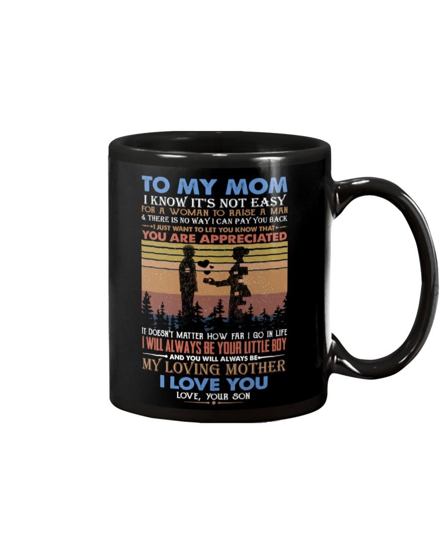 MUG - TO MY MOM - YOU ARE APPRECIATED Mug