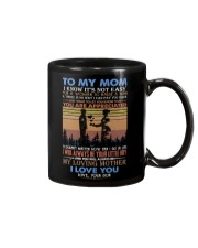 MUG - TO MY MOM - YOU ARE APPRECIATED Mug front