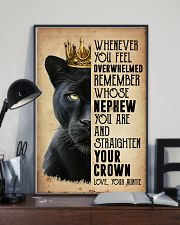 Nephew - Leopard - Poster 16x24 Poster lifestyle-poster-2