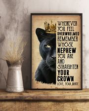 Nephew - Leopard - Poster 16x24 Poster lifestyle-poster-3