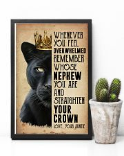 Nephew - Leopard - Poster 16x24 Poster lifestyle-poster-8