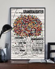 Grandma to Granddaughter - You Were My New Dream 16x24 Poster lifestyle-poster-2