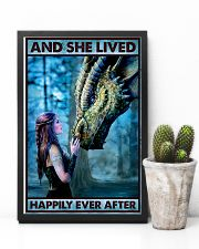 Dragon Queen - And She Lived Happily Ever After  16x24 Poster lifestyle-poster-8
