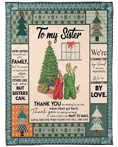 TO MY SISTER