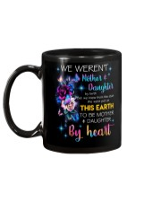 MOTHER-IN-LAW - FLOWER - MOTHER AND DAUGHTER Mug back