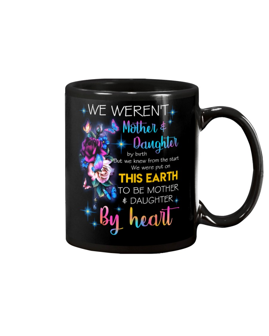 MOTHER-IN-LAW - FLOWER - MOTHER AND DAUGHTER Mug