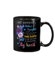 MOTHER-IN-LAW - FLOWER - MOTHER AND DAUGHTER Mug front