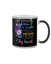 MOTHER-IN-LAW - FLOWER - MOTHER AND DAUGHTER Color Changing Mug thumbnail